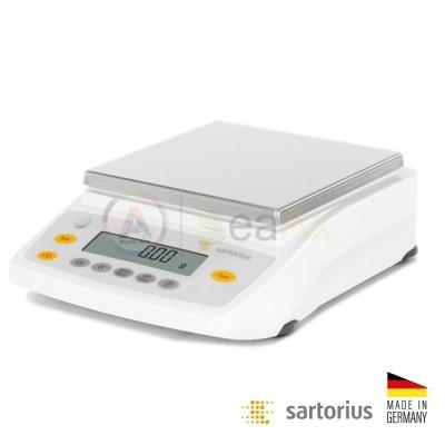 Bilancia Sartorius® per oro 6202I-1S di precisione 6200 g - 0.01 g non omologata