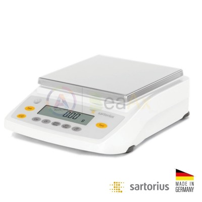 Sartorius® gold scale GL 8201-1S 8200 g. - 0.1 g. not calibratable